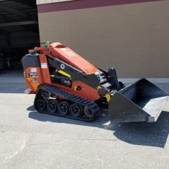 Ditch Witch Compact Utility Loader