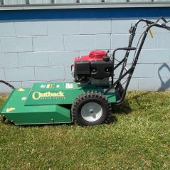 Billy Goat 24 Inch Weed Brush Mower