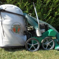 Billy Goat Self Propelled Leaf Vac