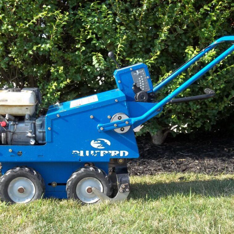 Bluebird Sod Cutter 18