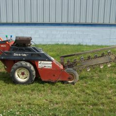 Ditch Witch 42 Inch x 6 Inch Steerable Trencher