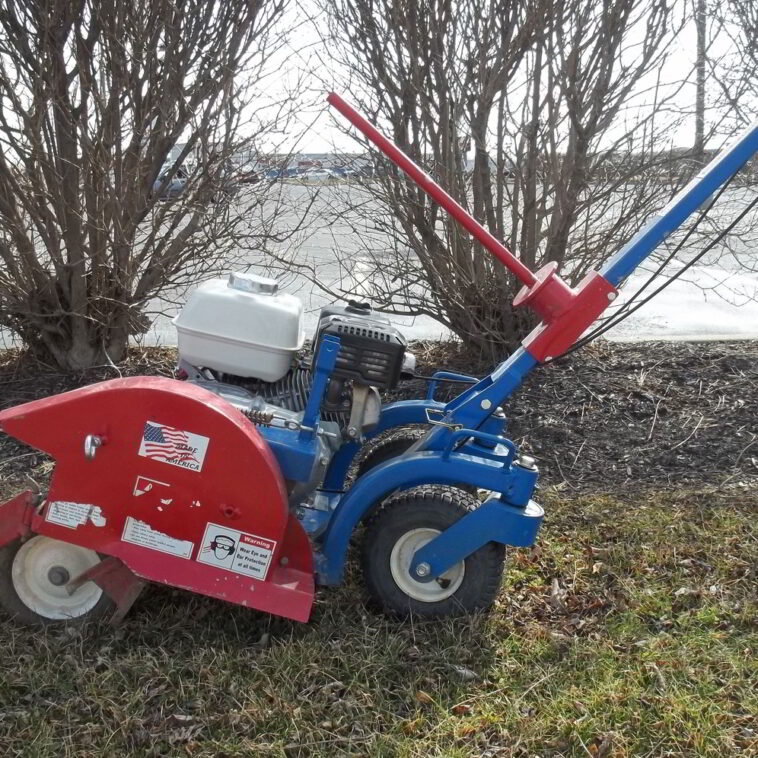 EZ Trench Dog Fence Trencher