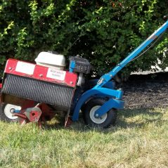 EZ Trench Flower Bed Edger