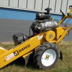 Self Propelled Stump Grinder