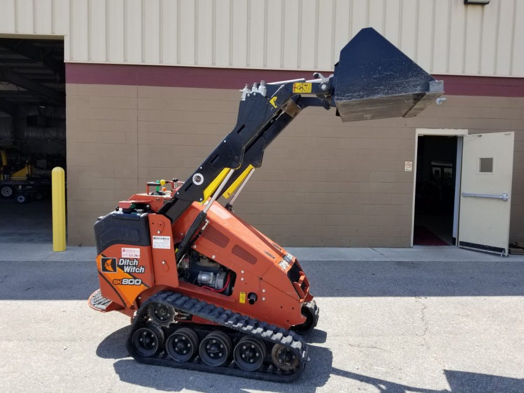 Mini Loader for Construction